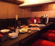 スペイン料理&ワイン LOBOS 銀座店 店舗画像02