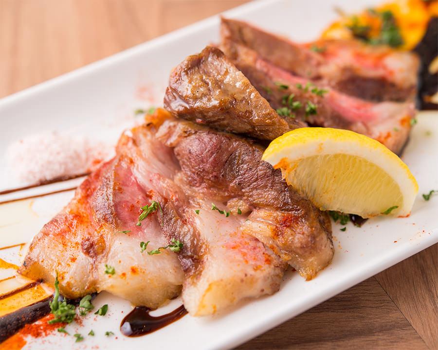 本格スペイン料理①