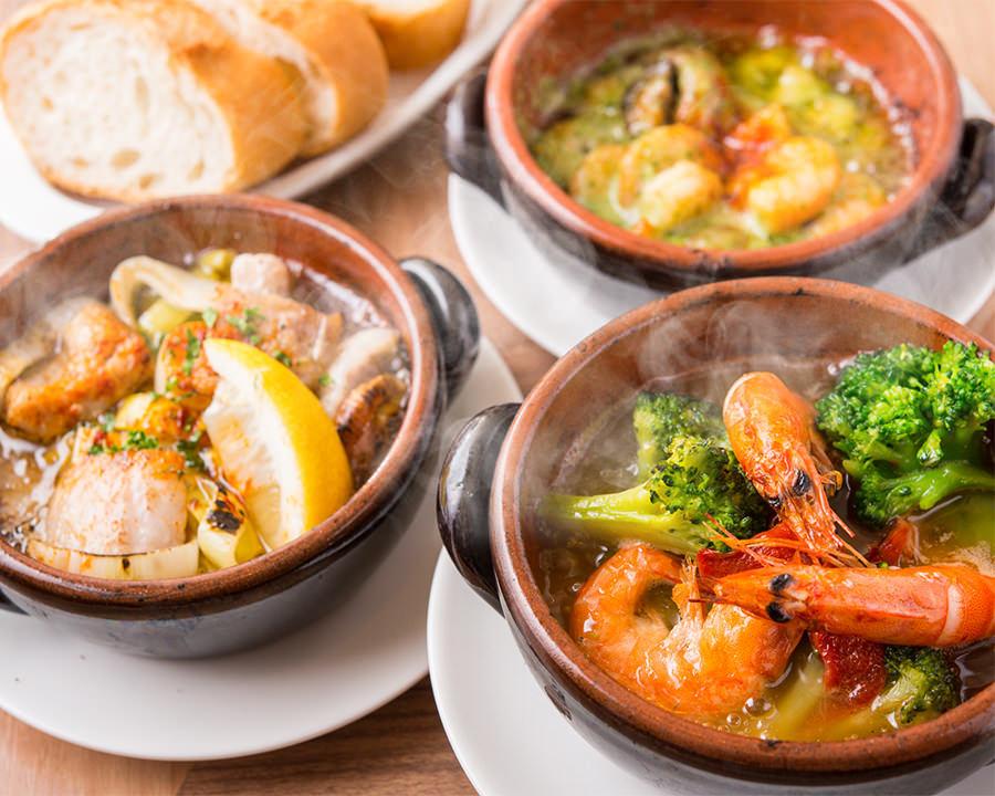 本格スペイン料理②